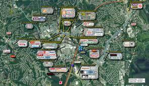Potomac Mills Mall Map Woodbridge Va Smoketown Station Block 3 Retail Space Kimco Realty