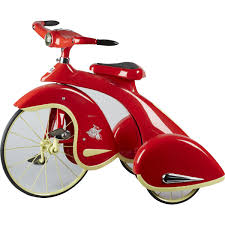 sky king art deco tricycle