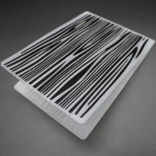 Embossing Templates Card Making - simple design plastic embossing folder for scrapbooking diy photo