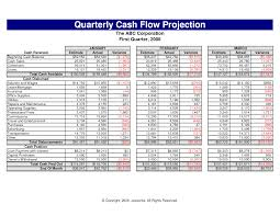 Discounted Flow Analysis Excel Template Daily Flow Statement Template Flow Excel Spreadsheet