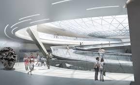 ennead tapped to design shanghai planetarium archdaily