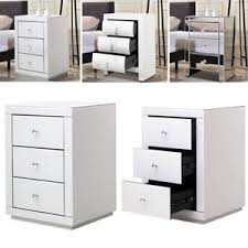 bedroom furniture bedside cabinets bedroom furniture mirrored bedside cabinets bed side table chest of