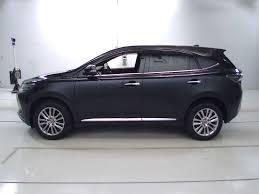 lexus harrier 2012 japanese used cars exporter dealer trader auction cars suv