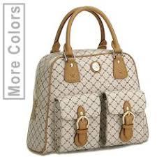 designer handbags rescue rioni trendy signature travelers tote