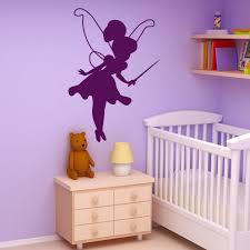 stickers chambre bébé fille fée stickers fée clochette achetez en ligne