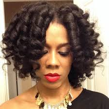 roller set relaxed hair 7 tips for a frizz free roller set naturallycurly com