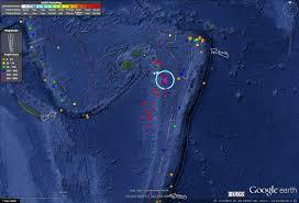 World Map Fiji by Earthquake In The Fiji Region Jay Patton Online