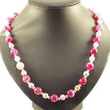 natural stone beaded necklace images Best semi precious gemstone necklaces products on wanelo jpg