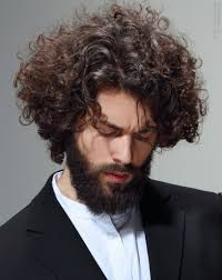 long curly hairstyles men curly long hairstyles for men latest