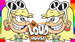 coloring leni loud the loud house nickelodeon coloring pages for