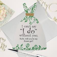bridesmaid cards made of honor card bailemor