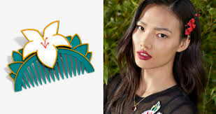mulan hair comb company now sells the one mulan item everyone always wanted