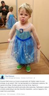 Halloween Costumes 1 Olds Boy Wanted Elsa Halloween Dad