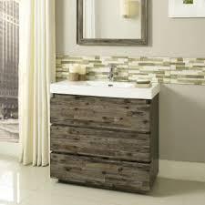 36 Bathroom Vanity by Fairmont Designs 1522 V3618 Acacia 36