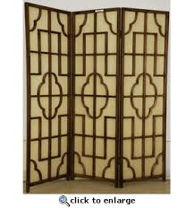 Chinese Room Dividers by Antique Asian Screens Chinese Three Panel Screen Dining Room