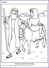 abraham and isaac coloring page 57 best bijbel abraham images on pinterest bible crafts sunday