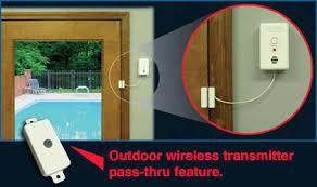 Interior Door Alarms Poolguard Alarms Pool Alarm Door Alarm Gate Alarm Pool Safety