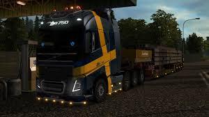 new volvo truck 2017 new volvo fh16 2012 truck mod v 5 0 ets2 euro truck simulator 2