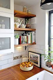 kitchen wall shelves ideas 65 ideas of open kitchen wall shelves shelterness