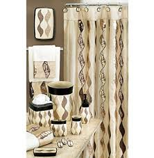 Gold Shimmer Curtains Shimmer Gold Shower Curtain