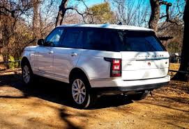 range rover back 2016 test drive 2016 land rover range rover hse review car pro