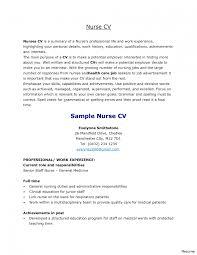 curriculum vitae sle for nursing student nursing cv template sle resume rn nurse for 5a in long term
