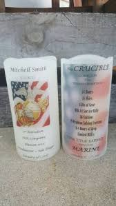 graduation candles new marine corps graduation crucible candle it