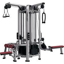 Life Fitness Multi Adjustable Bench Used Strength Equipment Gymstore Com