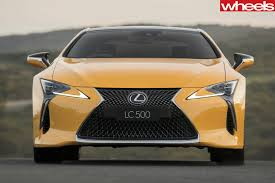 lexus japan 2017 lexus lc500 review wheels
