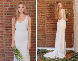 boho wedding dress designers 20 beautiful boho wedding dresses from etsy southbound