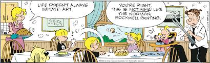 angles comic café nov 27th hi lois thanksgiving