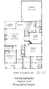 mecklenburg house plan house plans by garrell associates inc