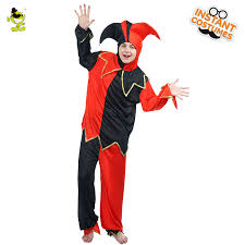 Halloween Jester Costume Court Jester Costumes Promotion Shop Promotional Court Jester