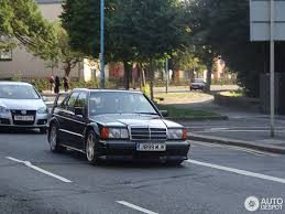 mercedes benz 190e 2 5 16v evo ii 6 september 2013 autogespot