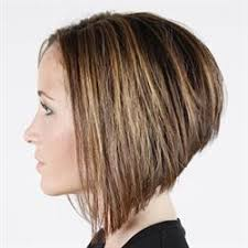 swing bob haircut steps behind the chair diagonal forward stack step by step wahl how
