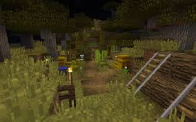 hobbit hole in prog survival mode minecraft java edition