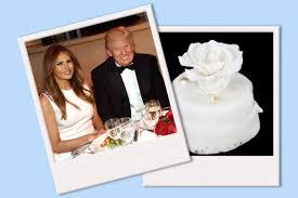 buy wedding cake donald melania 2005 wedding cake for sale at auction the
