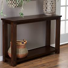 Console Table In Living Room Belham Living Bartlett Console Table Kitchen Dining