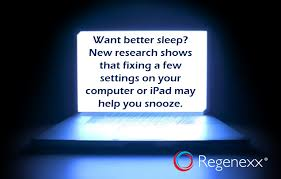 best light for sleep want longer and better sleep block the blue light regenexx