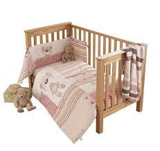clair de lune little bear cot cot bed quilt and bumper bedding