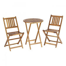 round wooden folding table chairs bistro chairs and tables pub table and chairs second hand