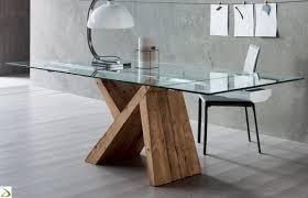 tavoli da design tavoli da pranzo allungabili di design tavolo di cristallo