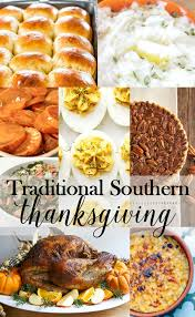 Southern Comfort Meals Traditonal Southern Thanksgiving Soul Food And More Best Of