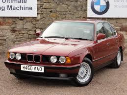 used 1991 bmw e34 5 series 89 96 525i se for sale in scotland
