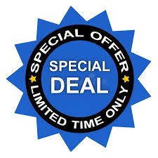 special limited time deal stock image image of promotion 25584893