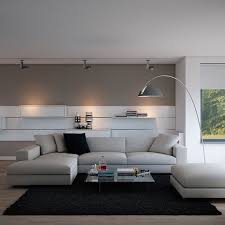 contemporary livingrooms white contemporary living room home design ideas answersland