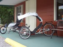 Recliner Bicycle by Tadpole Rider All About Tadpole Trikes A By Steve Newbauer