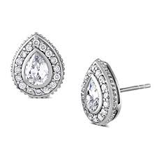 diamond earrings price pear shaped cz diamond earrings teardrop shape like price