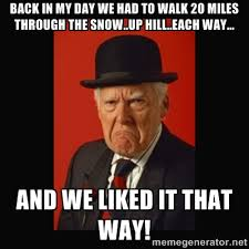 Back In My Day Meme - back in my day memes image memes at relatably com