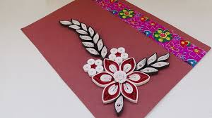 quilling card how to create a simple quilled birthday card